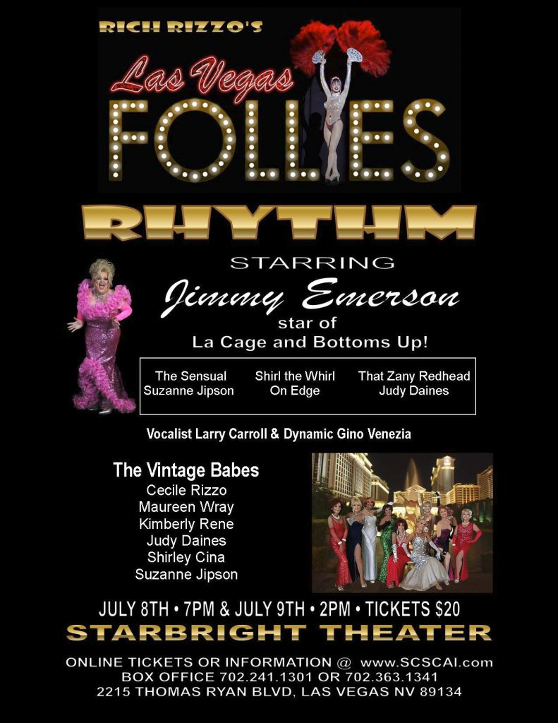 Las Vegas Follies: Rhythm