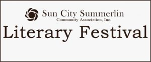 Sun City Summerlin Literary Festival